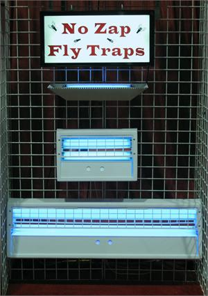 Large Fly Traps Indoor Fly Trap Control No Zap Fly