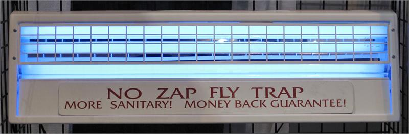 No Zap Fly Trap Model NZ5000. Large Fly Trap For Indoor Fly Control.