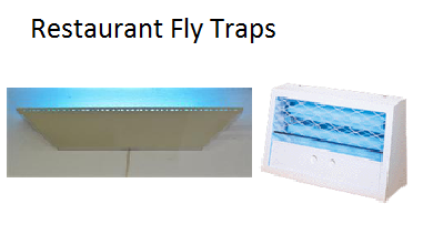 Restaurant Fly Traps On Sale.