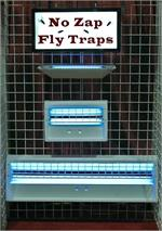 No Zap Fly Traps In Stock. Indoor Fly Trap for restaurant fly control, Supermarket Fly Traps In Stock.