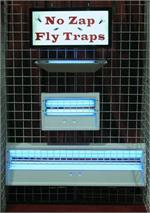 No zap fly trap for supermarket fly traps On Sale.