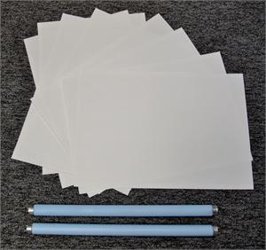 Fly Paper For commercial fly traps On Sale.