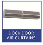 Air Curtains - Fly Fans for dock doors On Sale!